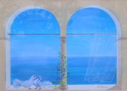 Archi sul mare